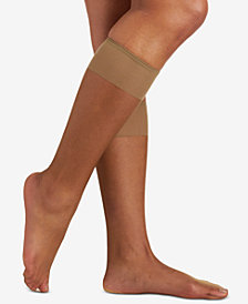 Berkshire Women's  Ultra Sheer Knee Highs Hosiery 6360