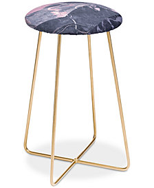 Deny Designs Emanuela Carratoni Counter Stool
