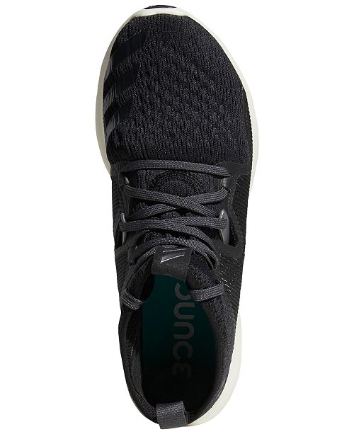 innovative design cb2de 39200 ... adidas Womens Edge Bounce Mid Running Sneakers from Finish ...