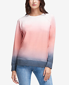 DKNY Ombré Sweatshirt, Created for Macy's