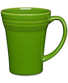 Fiesta Shamrock Bistro Latte Mug