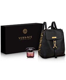 Versace 2-Pc. Crystal Noir Eau de Toilette Gift Set