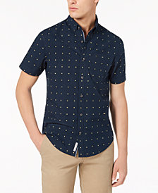 Original Penguin Men's Slim Fit Dobby Shirt