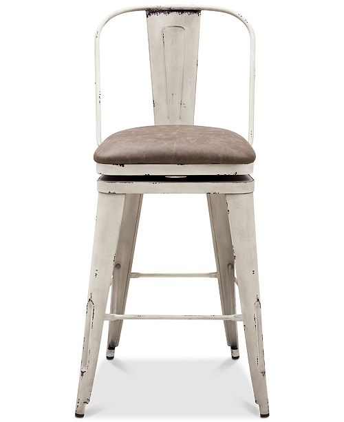 Astounding Samuel Lawrence Distressed Bar Stool Quick Ship Machost Co Dining Chair Design Ideas Machostcouk