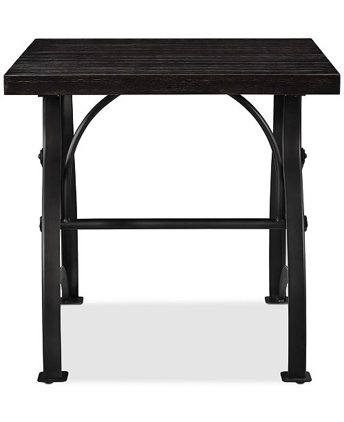 Samuel Lawrence Piermont End Table, Quick Ship