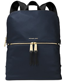 MICHAEL Michael Kors Polly Slim Nylon Backpack