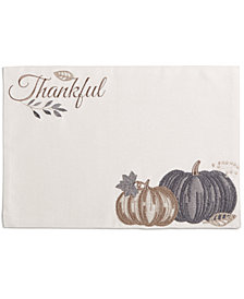 """CLOSEOUT! Homewear Arcadia 13"""" x 19"""" Placemat"""