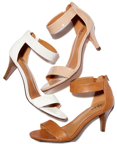 e1b12014f Style & Co Paycee Two-Piece Dress Sandals, Created for Macy's ...