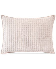 CLOSEOUT! Velvet Quilted King Sham