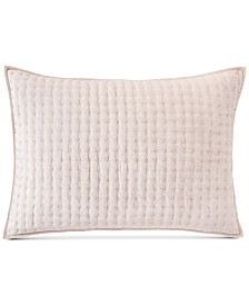 CLOSEOUT! Hotel Collection Velvet Quilted King Sham