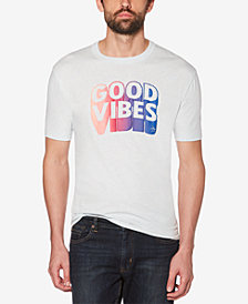 Original Penguin Men's Slim-Fit Good Vibes T-Shirt