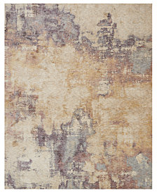 "Loloi Porcia PB-12 Beige/Berry 2' 8"" x 10' Runner Area Rug"