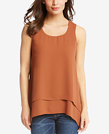 Karen Kane Double-Layer Tank Top