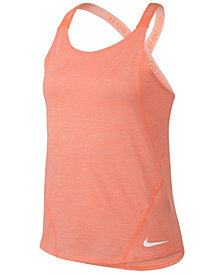 Nike Big Girls Training Tank Top
