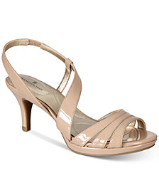 Bandolino Kadshe Platform Dress Sandals