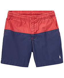 Polo Ralph Lauren Little Boys Polo Prepster Cotton Shorts