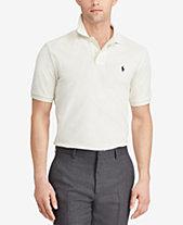 Polo Ralph Lauren Men s Classic Fit Mesh Polo 02e638293d