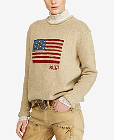 Polo Ralph Lauren Graphic Roll Neck Sweater