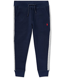 Polo Ralph Lauren Little Boys Cotton French Terry Jogger Pants
