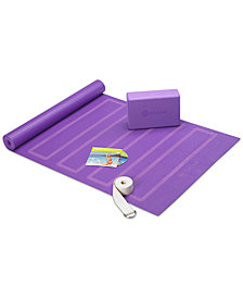 Gaiam Beginners Yoga Kit