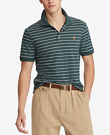 Polo Ralph Lauren Men's Custom Slim Fit Soft Touch Polo