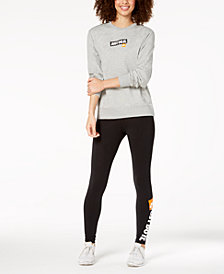 "Nike Sportswear ""Just Do It"" Sweatshirt & Leggings"