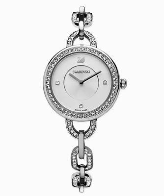 Swarovski Watch, Women's Swiss Alia Stainless Steel Bracelet 1094376