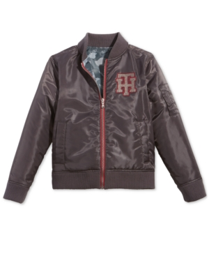 Tommy Hilfiger Little Boys Branson Reversible Jacket