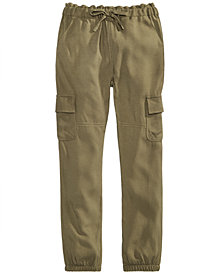 Epic Threads Little Girls Cargo Pants, Created for Macy's