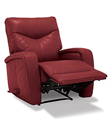 Erith Leather Wallhugger Recliner
