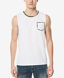 Buffalo David Bitton Men's Contrast-Trim Tank