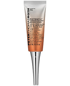 Peter Thomas Roth Potent-C Targeted Spot Brightener, 0.5 fl. oz.