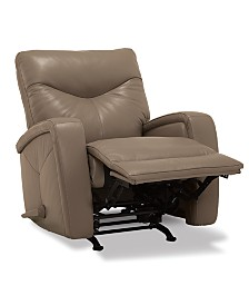 Erith Leather Rocker Recliner