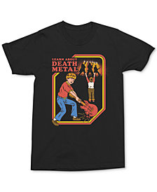 Death Metal Men's T-Shirt by Changes