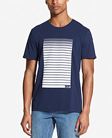 DKNY Men's Gradient Graphic-Print T-Shirt, Created for Macy's