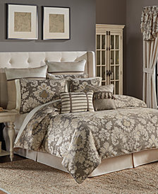 Croscill Nerissa 4-Pc. Queen Comforter Set