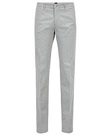 BOSS Men's Regular/Classic-Fit Chino Pants