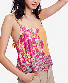 Free People Move Lightly Double-Strap Tank Top