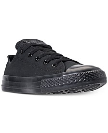 Little Boys' Chuck Taylor Ox Casual Sneakers from Finish Line