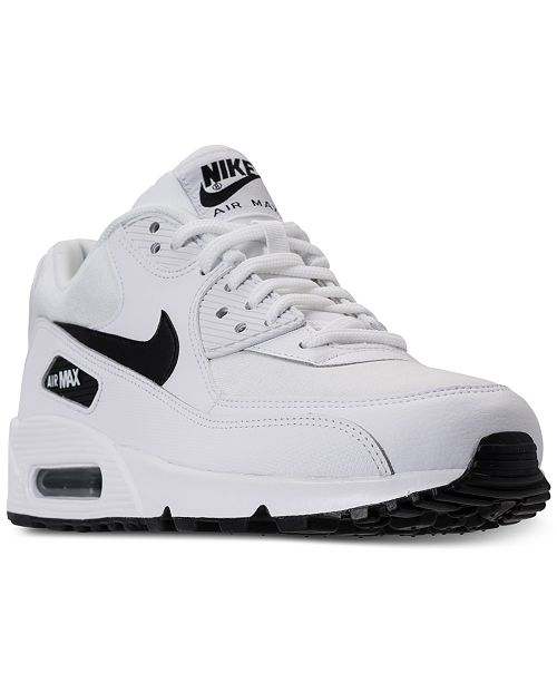 official photos 20094 ff9b1 ... Nike Women s Air Max 90 Running Sneakers from Finish ...