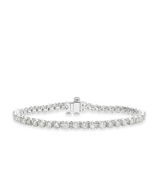 Diamond Tennis Bracelet 4 Ct T W