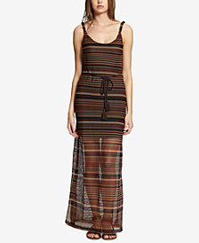 Sanctuary Horizon Striped Maxi Dress