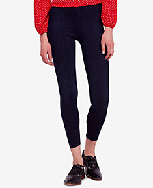 Free People Seamed Pull-On Jeggings