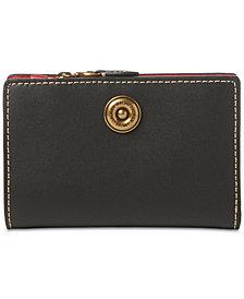 Lauren Ralph Lauren Dryen Smooth Zip Wallet