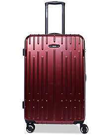 "Revo Rain 25"" Hardside Expandable Spinner Suitcase, Created for Macy's"