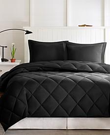 Larkspur Reversible 3-Pc. Full/Queen Comforter Set