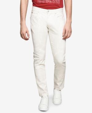 AX Armani Exchange Men's Slim-Fit Tropical Print Pants