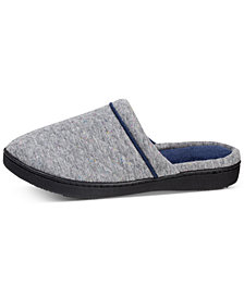 Isotoner Signature Women's Quilted Jersey Deena Clog with Memory Foam