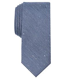 Bar III Men's Lantana Textured Tie, Created for Macy's