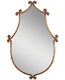 Uttermost Ablenay Antiqued Gold Mirror